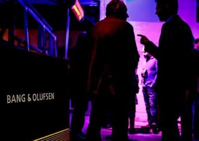 BANG & OLUFSEN – EVENT